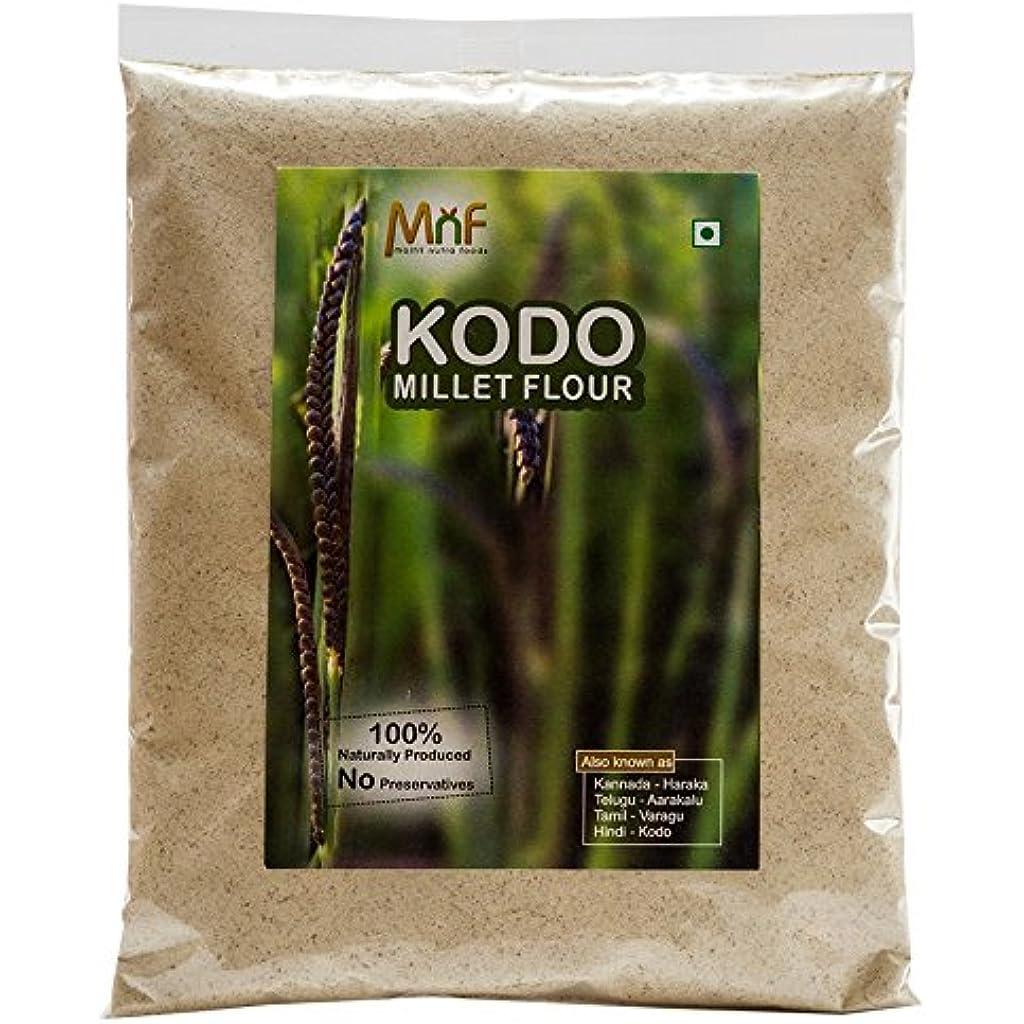 Kodo Millet Atta,more nutritious,gluten free,regular flour