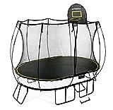 Springfree trampoline Moyen Ovale 2,4 x 3,4m Avec Filet de sécurité