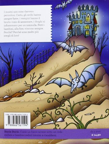 Il libro dei mostri (Storie storie)