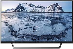 Sony 80.1 cm (32 inches) Bravia KLV-32W672E Full HD LED Smart TV (Black)