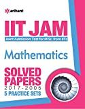 IIT JAM Mathematics Solved Papers and Practice sets