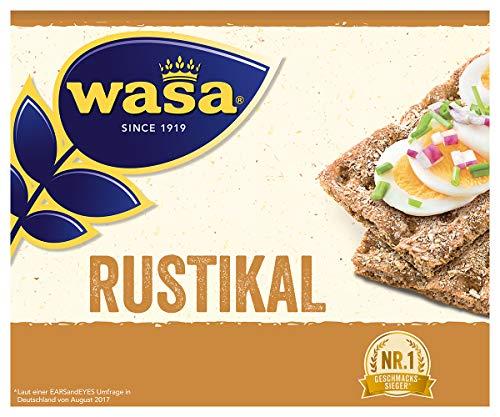 Wasa Knäckebrot Rustikal, 275 g