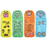 Yellowstone Kid's Jungle Sleeping Bag