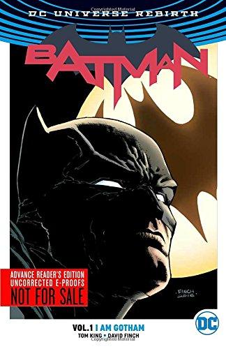 Batman 1: I Am Gotham