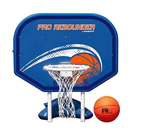 Pro Rebounder Poolside Basketball Game by Poolmaster TOY (English
