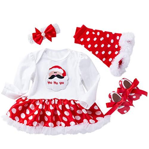 Tutu Rock Fließendes Kleid, Oyedens (3-18M) Baby Mädchen Hauchrock Prinzessin Kleid Vierteilige Klage Scherzt Baby Kaninchen-HäSchen-Blumenprinzessin Party Dress Karneval