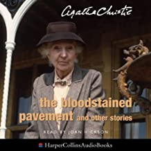 Bloodstained Pavement (The Agatha Christie Collection: Marple)