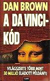 Da Vinci-Kód - Dan Brown