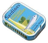 La belle-iloise - Sardine marinate con muscadet e erbe aromatiche - 115 g - 4 a 6 sardine