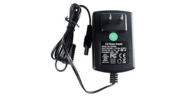UL listed  DC12V 2A Power Supply Adapter for CCTV Security Camera