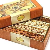 Ghasitaram Gifts Dryfruit Box, 400g, 400g