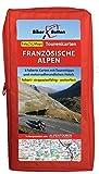 FolyMaps Tourenkarten Set Französische Alpen: 1:250 000