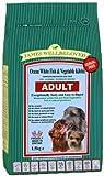 James Wellbeloved Dog Food Adult Fish and Vegetable Kibble 1.5kg