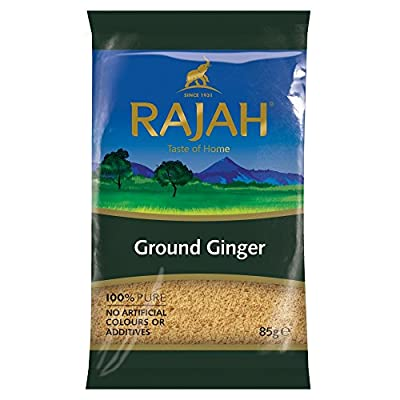 Rajah Ground Ginger, 85 g by Rajah