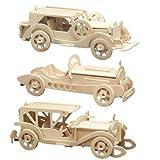 Pebaro 865 - Set per costruzione modellini di auto d'epoca, in legno - Pebaro - amazon.it