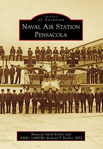 Naval Air Station Pensacola (Images of Aviation) (English Edition)