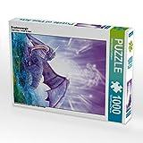 Drachenenergie 1000 Teile Puzzle hoch