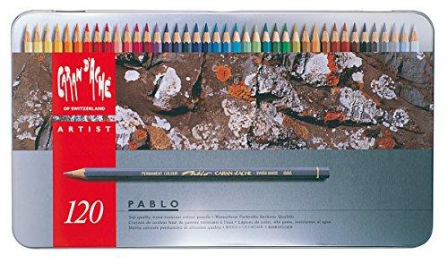 Caran d\'Ache Pablo 0666-420 120 Farbe Set (japan import)