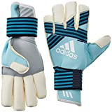 adidas Erwachsene Ace Trans FT Torwarthandschuhe, Energy Aqua f17/Energy Blue s17/Legend Ink f17/White, 10.5