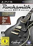 Rocksmith 2014 (mit Kabel) - [PlayStation 3]
