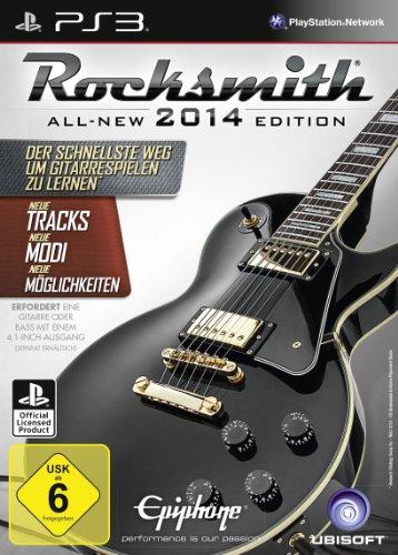 Rocksmith 2014 (Mit Kabel) [Importación Alemana]