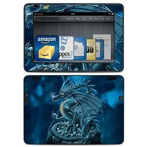 """DecalGirl - Skin (autocollant) pour Kindle Fire HDX 8,9"""" (3ème génération - modèle 2013), Abolisher"""