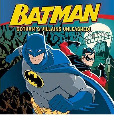 [ BATMAN CLASSIC: GOTHAM'S VILLAINS UNLEASHED! ] Batman Classic: Gotham's Villains Unleashed! By Sazaklis, John ( Author ) Dec-2009 [ Paperback ]