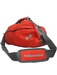 Hallucination Gym Bag Sports Bag Duffel Bag Travel Bag Casual, Funky & Vibrant - B0755GBZX1