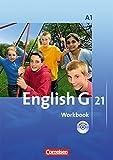 English G 21 - Ausgabe A / Band 1: 5. Schuljahr - Workbook mit Audio-Materialien - Jennifer Seidl