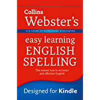 English Spelling: Your essential guide to accurate English (Collins Webster's Easy Learning)