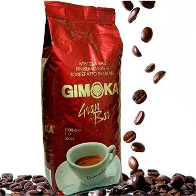 Gimoka Gran Bar Coffee Beans 10kg (32EUR)