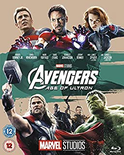 Avengers: Age of Ultron [Blu-ray] (B00WEFSO5W) | Amazon price tracker / tracking, Amazon price history charts, Amazon price watches, Amazon price drop alerts