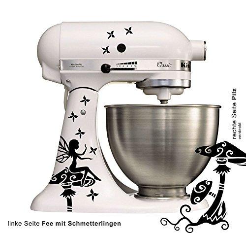 zubehor-dekor-tattoo-aufkleber-fur-den-kitchenaid-marchenmotiv-fee-auf-einem-pilz-mit-schmetterlinge