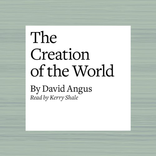 The Creation of the World  Audiolibri