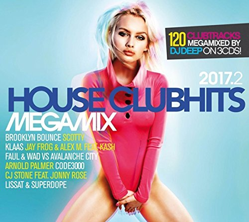 VA - House Clubhits Megamix 2017.2 - 3CD - FLAC - 2017 - VOLDiES Download
