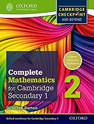 Complete Mathematics for Cambridge Lower Secondary Student Book 2: For Cambridge Checkpoint and beyond