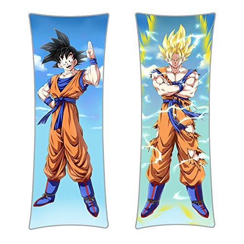 Funda para almohada de Dragon Ball, Son Goku