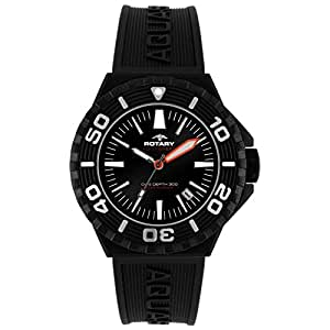 Rotary Aquaspeed Mens Date Display Watch - AGS00057-W-04