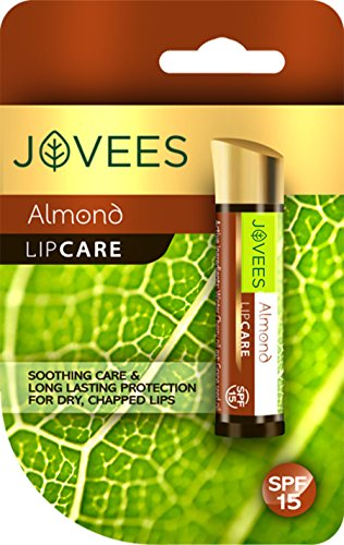 Jovees Lip Care, Almond, 4g