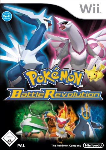 Pokémon Battle Revolution