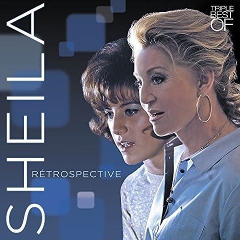 Rétrospective Sheila - Coffret Best Of (3CD)