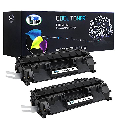 Cool Toner Kompatibel toner für CE505A 05A kompatibel für HP LaserJet P2030,...