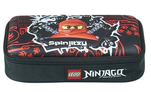 federmaeppchen ninjago LEGO Ninjago Kai 3D Federmappe