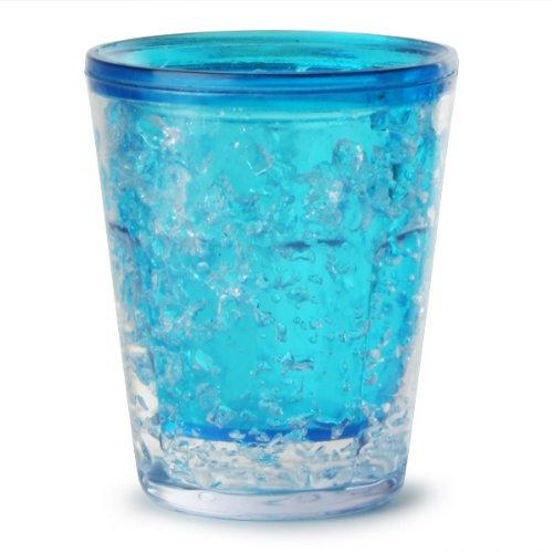 Sub zero freezer colpo di vetro blu