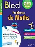 Cahier Bled - Problèmes De Maths Ce1...