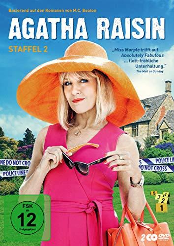 Agatha Raisin - Staffel 2 [2 DVDs]