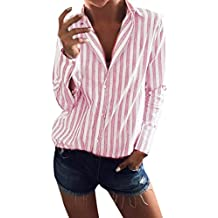... Traje Pantalon Fiesta. Mujer blusa camiseta tops manga larga casual  moda2018 846598caaf42