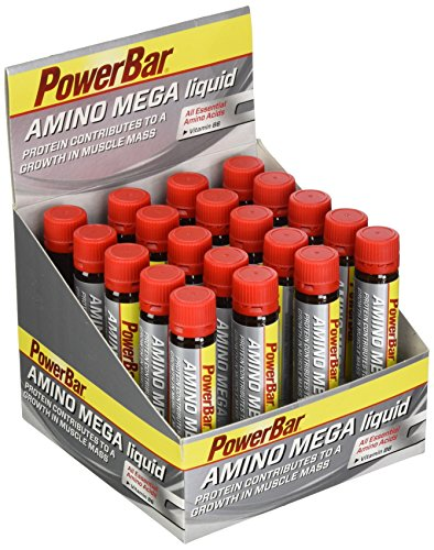 PowerBar Amino Mega Liquid Ampoules (20x25ml) Standard
