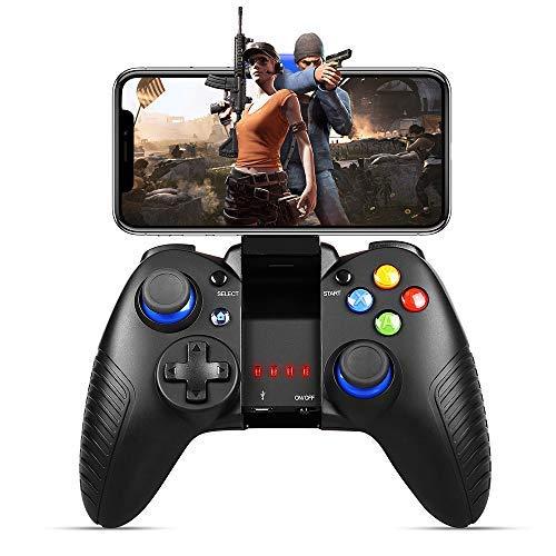 PG8710 Controller per giochi cellulare PowerLead, Gamepad Bluetooth 4.0 wireless senza fili Perfetto...