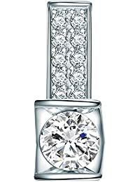Rafaela Donata - Pendentif - Argent sterling 925 oxyde de zirconium, pendentif oxyde de zirconium, bijoux en argent - 60832020